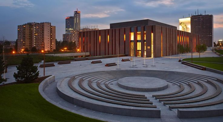 Nowa siedziba Narodowej Orkiestry Symfonicznej Polskiego Radia w Katowicach to ważne europejskie centrum muzyki, także barokowej