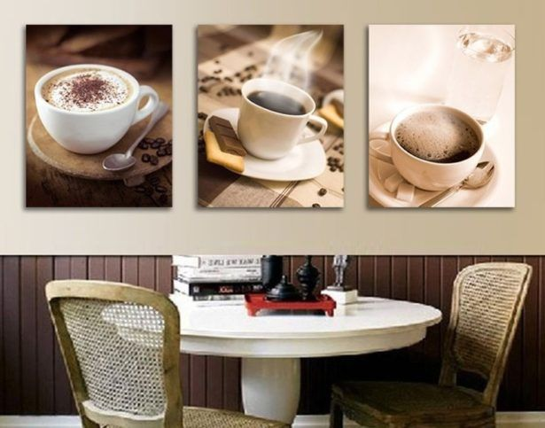 Kitchen:Best Coffee Themed Kitchen Curtains Coffee Themed Kitchen Decor  Pinterest Outstanding Artwork Decorvibes Picture