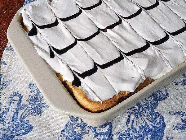 Торт - эклер » Кулинарные рецепты