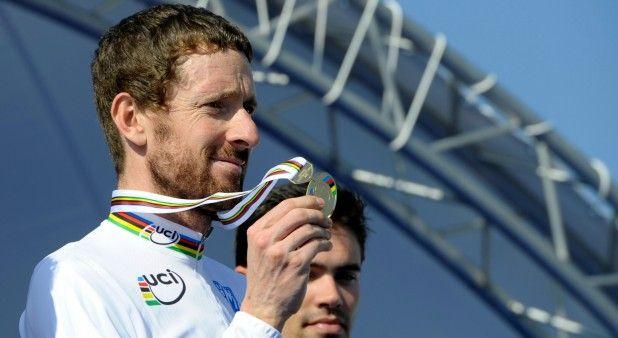 Bradley Wiggins ganó contrarreloj del Mundial de ciclismo en ruta; Anacona terminó de 46