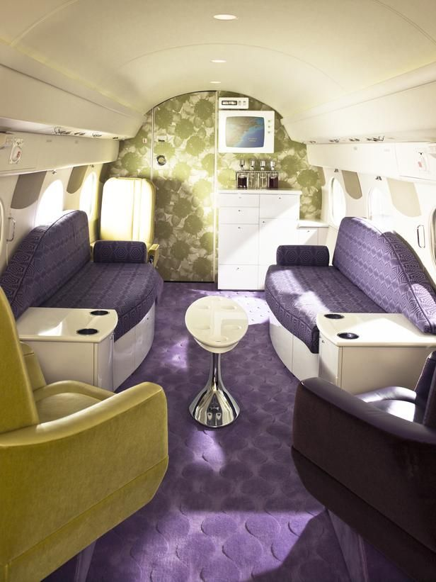 Fun Jet Interior >> just in case i ever need to decorate my private jet
