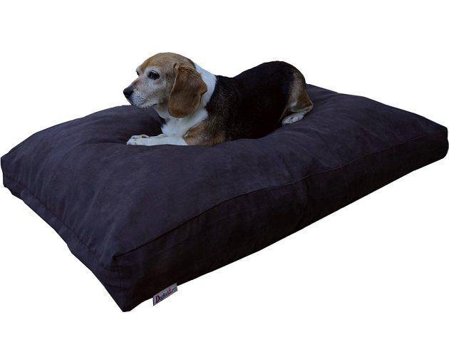 Dogbed4less Premium Orthopedic Shredded Memory Foam Dog Bed | Orthopedic Dog Bed | Orthopedic Dog Bed Reviews #FavoriteMemoryFoam