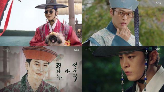 "[HanCinema's Drama Review] ""My Sassy Girl - Drama"" Episodes 1-2"