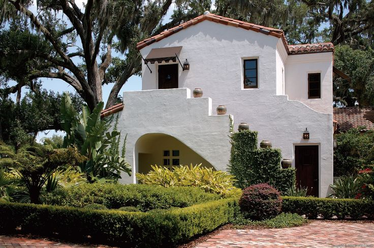Garage/Apartment - Spanish Colonial Style