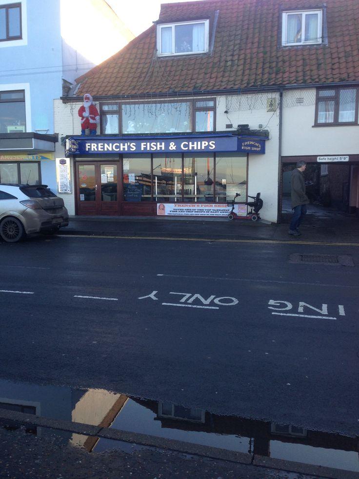 Our favourite chip shop