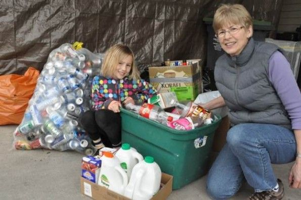 Nine-year-old Brie-Lynn from British Columbia has a heart to help children in South Asia – she raises money by recycling pop cans and selling iced tea at a roadside stand! Be inspired by her story.