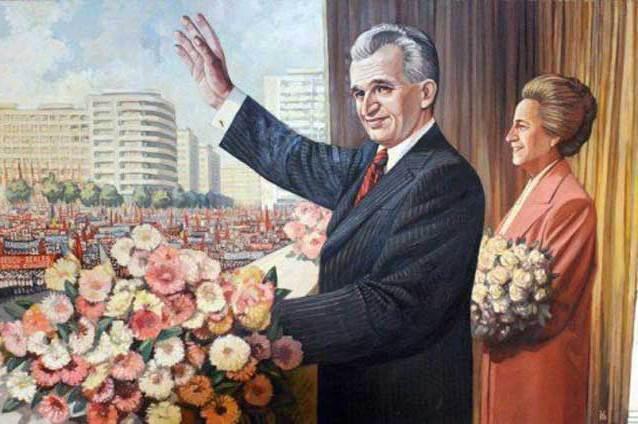 NICOLAE CEAUSESCU - RAPORT A PARTIDULUI COMUNIST ROMÂN - 7-9/12/1977