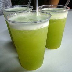 Sugar cane juice.. Just ordered another batch!!