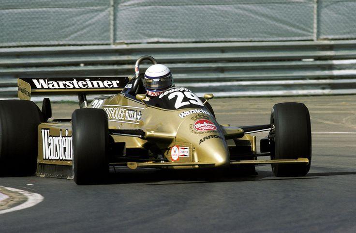 Riccardo Patrese, ArrowsFord A3, 1980 Canadian GP