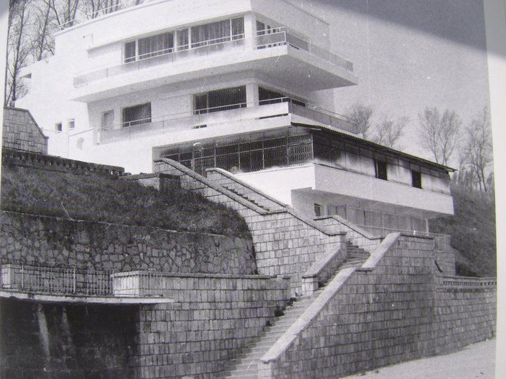 Arh. Horia Creanga, 1932, Yacht Club, Eforie just3ds.com