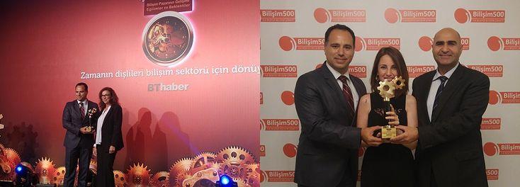 Türkiye'de bilişim alanındaki tek kapsamlı araştırma olan İlk 500 Bilişim Şirketi Araştırması, 28 Temmuz Perşembe akşamı CVK Bosphorus Otel'de gerçekleştirildi.
