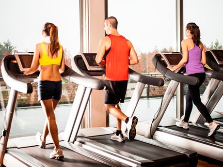 Active.com:  5 Treadmill Workouts Perfect for Triathletes.  For those below-zero running days...take it inside