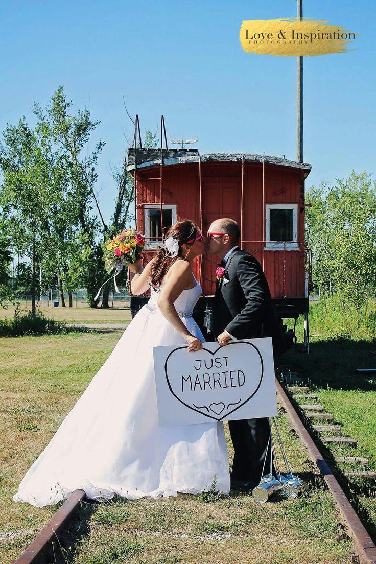 diy wedding sign www.loveandinspiration.ca Barrie Ontario