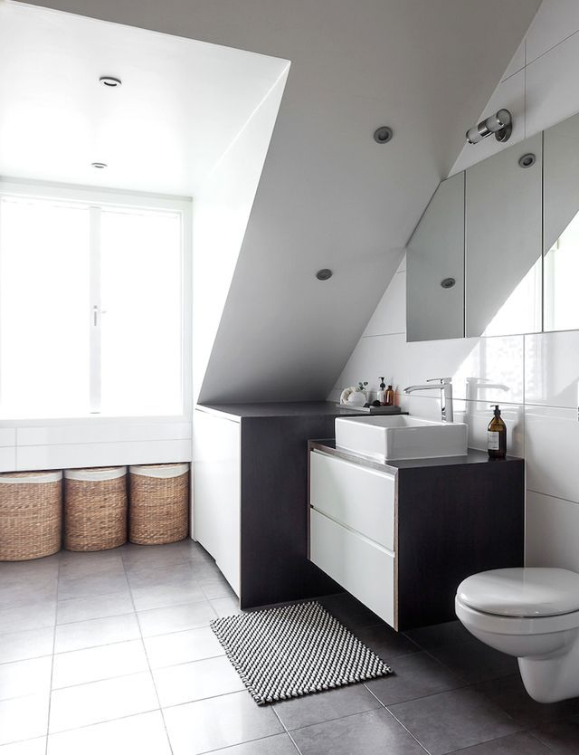 53 best Bad Dachgeschoss images on Pinterest | Dachgeschosse ...