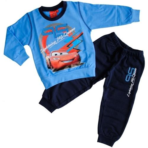 Tuta Girocollo Bambino Disney Cars $26