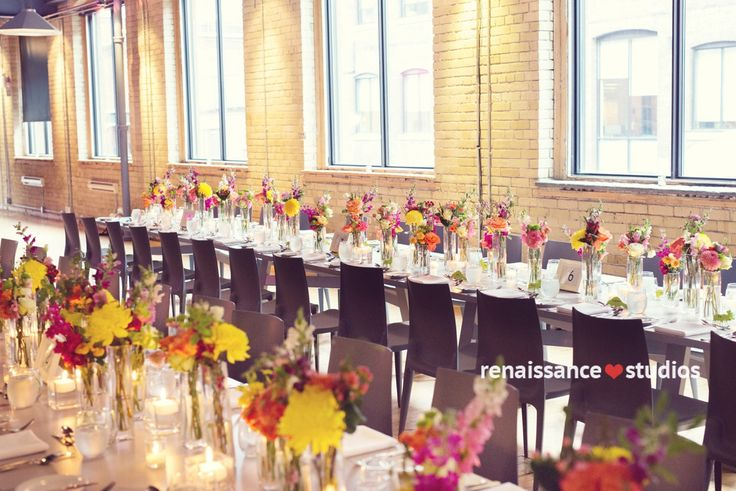 2nd Floor Events - Colourful Love, very sweet décor http://www.fusion-events.ca/