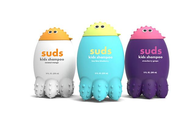 Suds on Packaging of the World - Creative Package Design Gallery