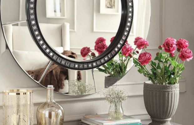 867 best images about good feng shui house decor on pinterest plants hallways and chairs - Mirror in hallway feng shui ...