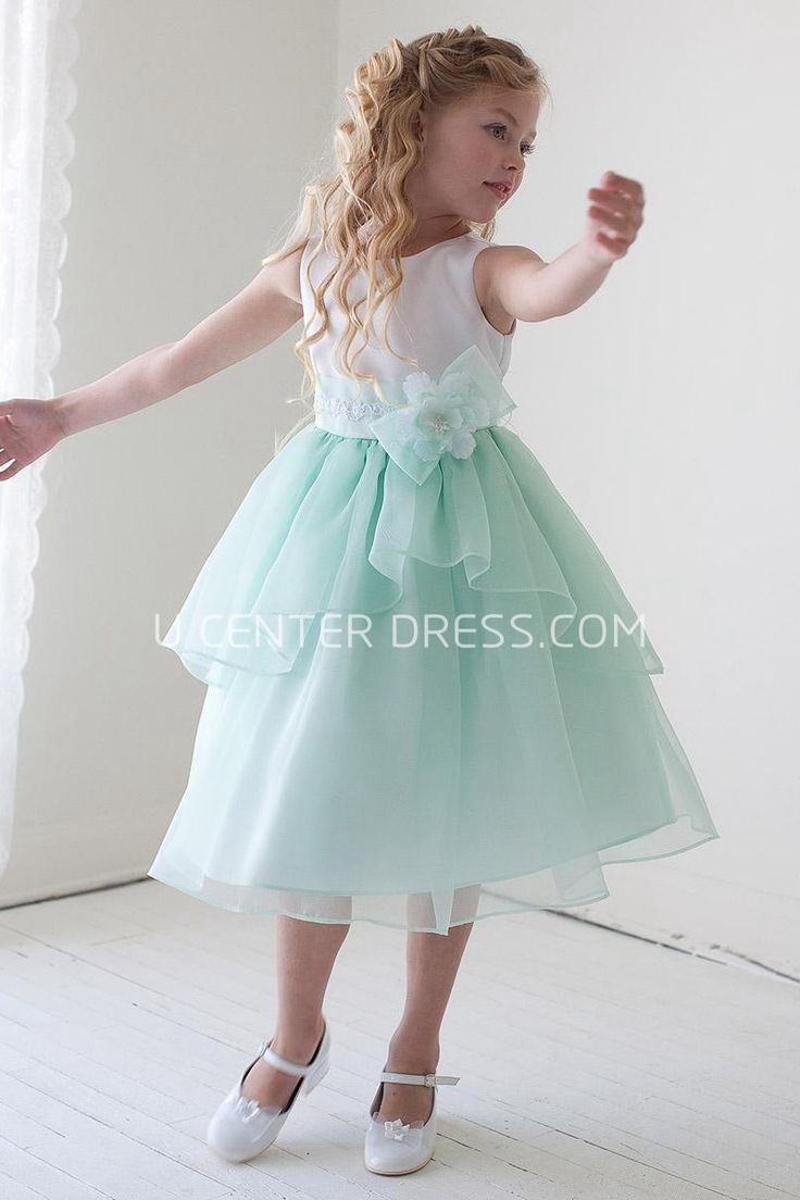 The 91 best Flower Girl Dresses images on Pinterest | Girls dresses ...
