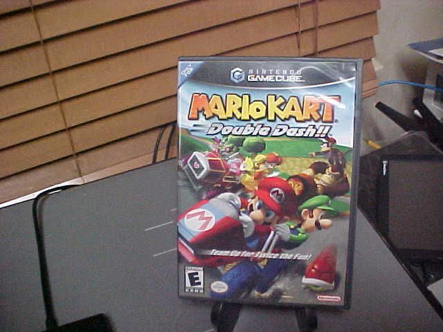 NINTENDO GAMECUBE MARIO KART DOUBLE DASH WORKS GREAT: $40.00 End Date: Monday Feb-19-2018 16:21:13 PST Buy It Now for only: $40.00 Buy It…