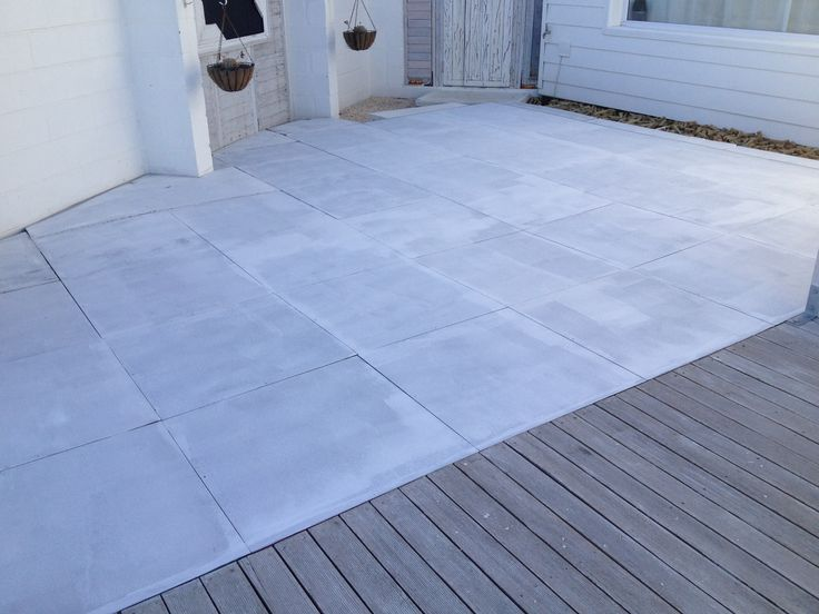 extending a deck for a party