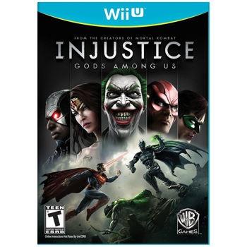 Injustice: Gods Among Us – Nintendo Wii U Game