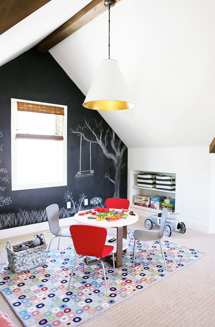 Best A Chalkboard In The Room Images On Pinterest - Chalkboard accents dining rooms