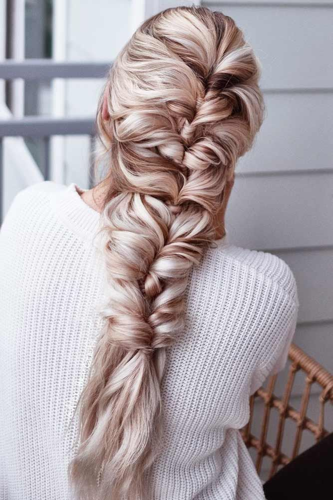 25 Handy Tutorials On How To Get Topsy Tail Hairstyles Lovehairstyles Topsy Tail Braid Hair In 2020 Topsy Tail Hairstyles Braided Hairstyles Tail Hairstyle