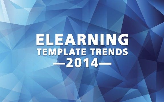 The Top 14 eLearning Template Trends of 2014
