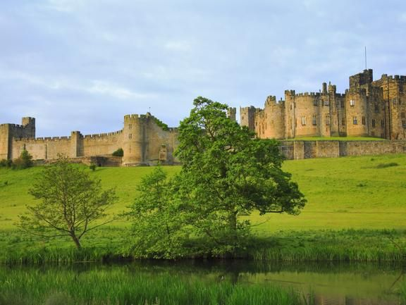 Check out Castelo de Alnwick on VisitBritain's LoveWall!