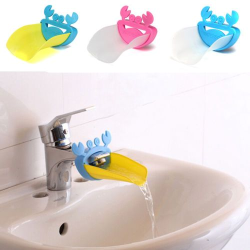 Extension-de-Robinet-Faucet-Tap-Extender-en-ABS-pr-Salle-de-Bain-Bebe-Enfant