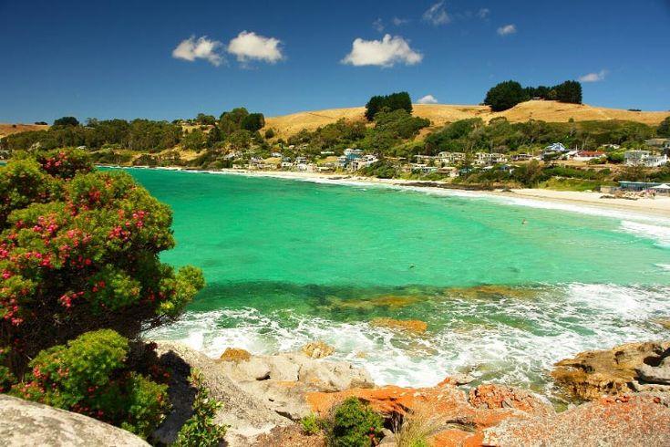 Stunning! Boat Harbour Beach, #Tasmania @Australia