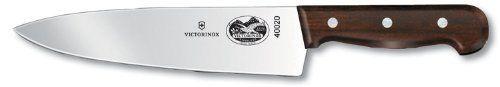 Victorinox 8-Inch Chef's Knife, Rosewood Handle, http://www.amazon.com/dp/B0019WZEUE/ref=cm_sw_r_pi_awdm_xTR1tb0GGT0M8