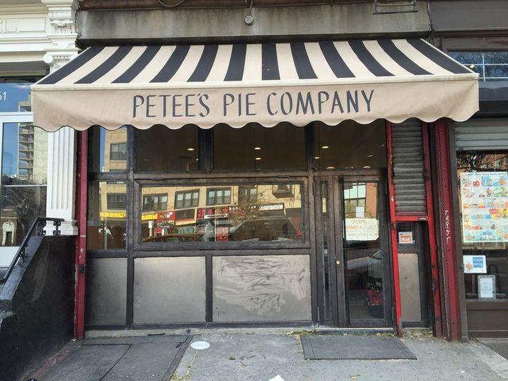 Petee's Pie Company in Brooklyn, NY