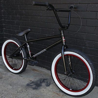 2016 Fit Bike Co BMX Dugan 1 Gloss Black Bicycle Stranger Cult Kink Sunday Haro | eBay | @giftryapp For More Information on BMX Bikes visit us at www.bestbikeguide.com