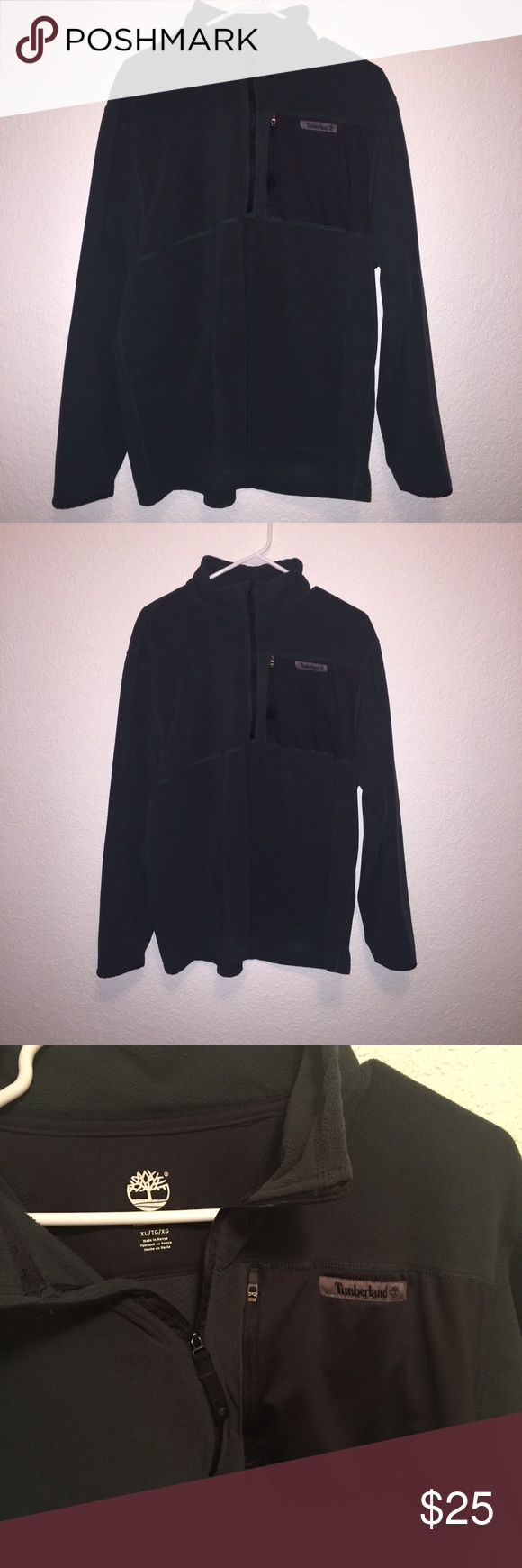 Men's timberland jacket Men's size XL  Color: Dark Green Condition: great/ no flaws Timberland Jackets & Coats
