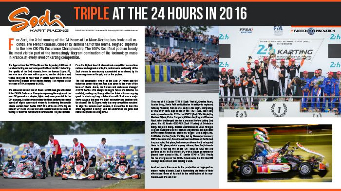 Triple at the 24 Hours in 2016