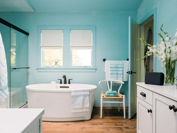 Master Bathroom Pictures From HGTV Urban Oasis 2016