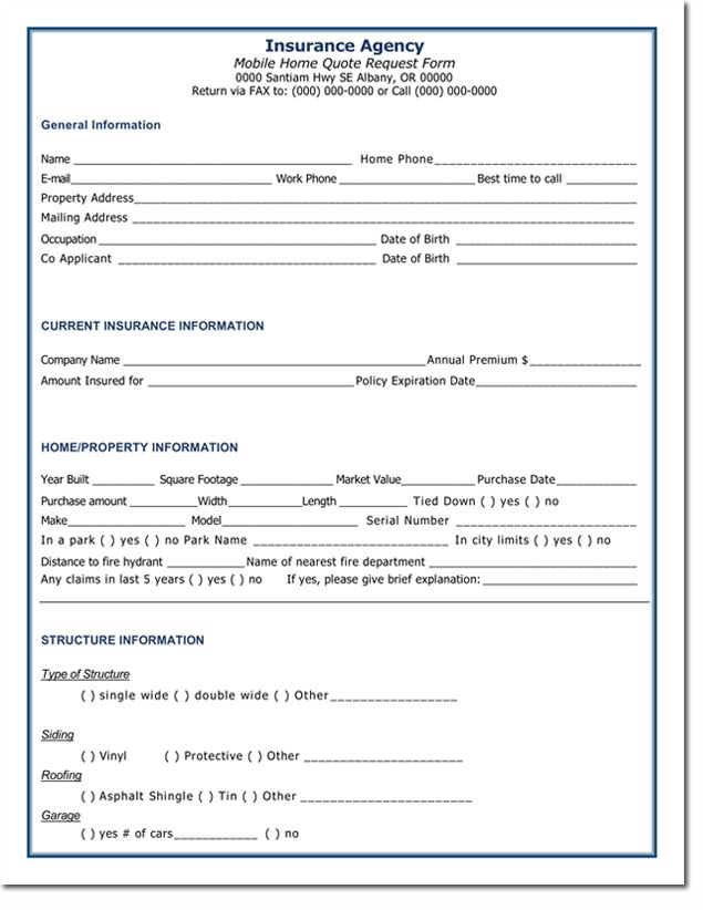 best free fillable forms free quote form template free fillable