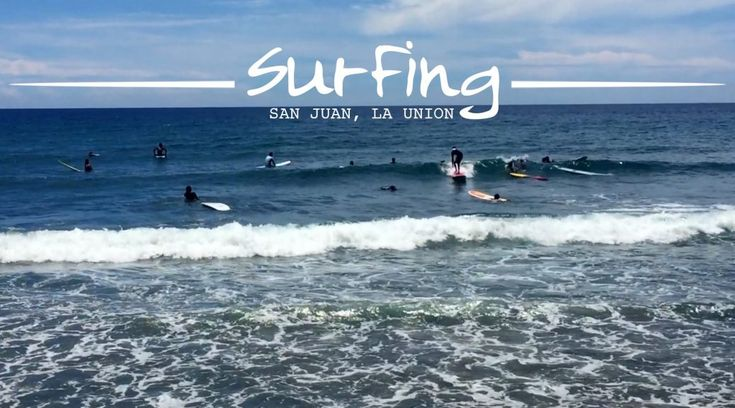 2D1N La Union Hotel + Surfing for Starters (1.5 Hours) | Sasuman's Travel and Tours