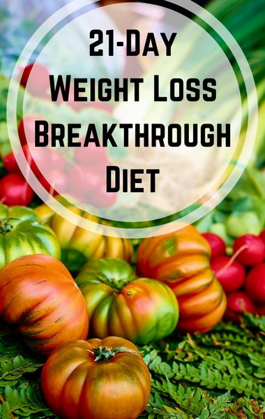 Dr Oz introduced his 21-Day Weight Loss Breakthrough diet guaranteed to help you lose weight, prevent disease, and get healthy all in just three weeks! Find out how you can get started today!