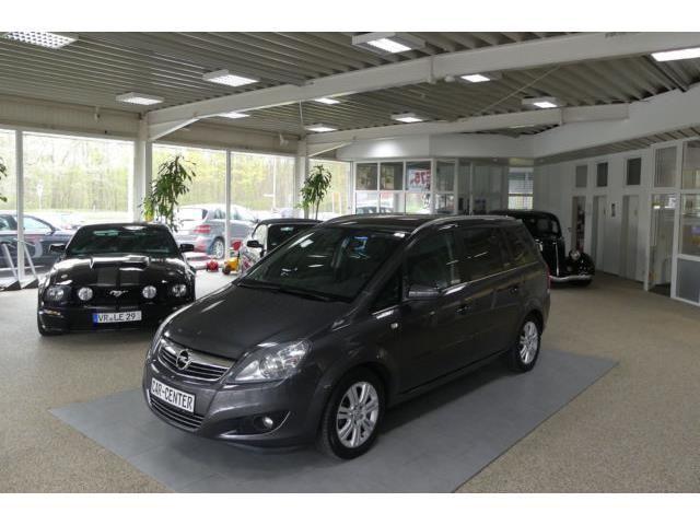 Opel Zafira Van/Kleinbus in Grau als Gebrauchtwagen in Stralsund für € 8.150,-