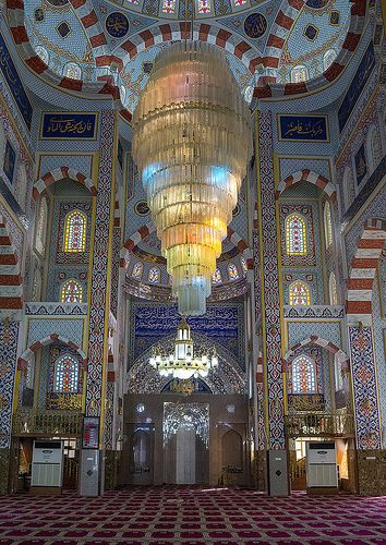˚Jalil Khayat Mosque - Erbil, Kurdistan,