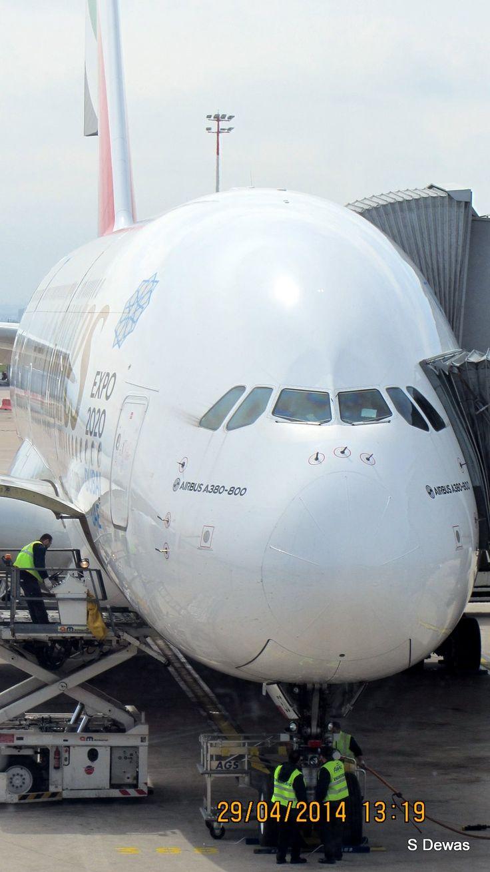 Dubai & Emirates 2014