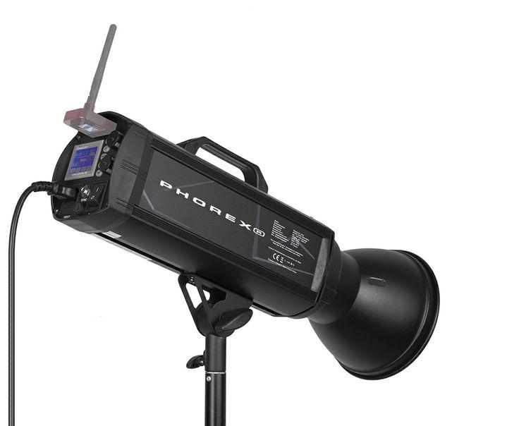 PHOREX GrandLight GL-1200 Studioblitz 1200Ws