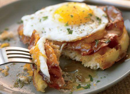 Delicious & healthy breakfast ideas.
