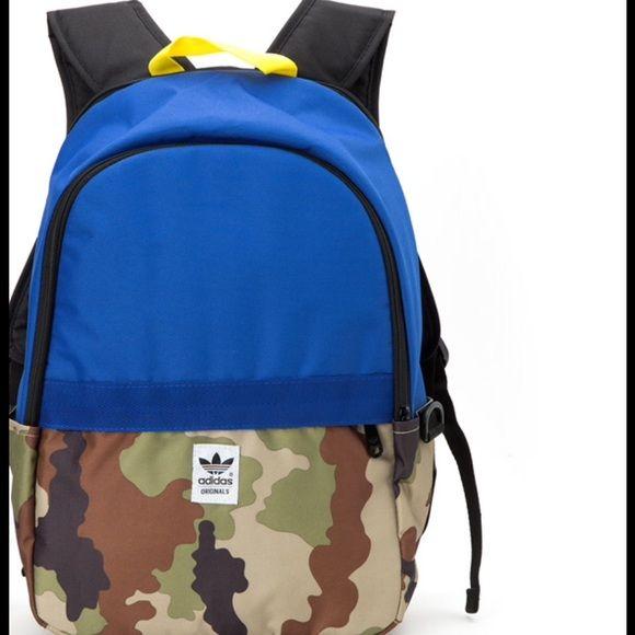 Adidas Adidas camo backpack brand new Adidas Bags