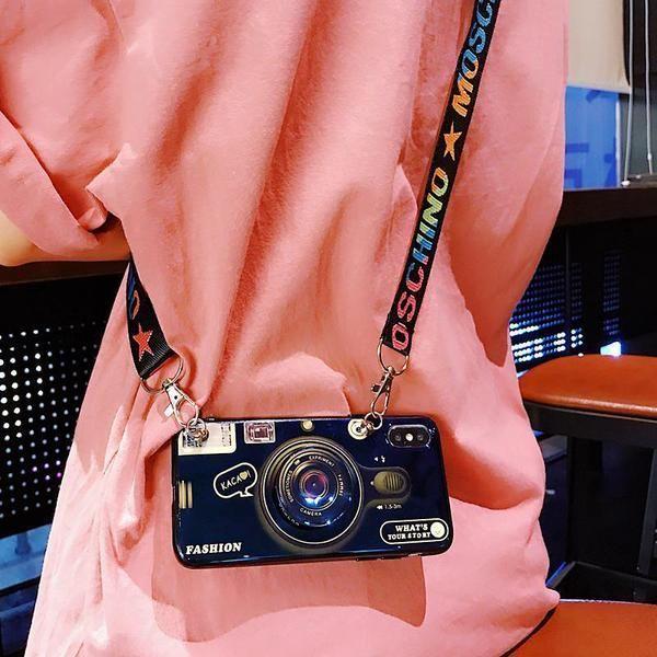 Vintage camera Samsung phone case | Dslr Quotes | Camera