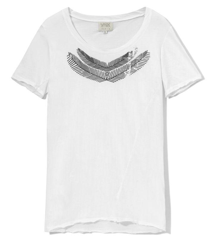 Tshirt LAUR Biały / Zarządzaj produktami / Katalog / Administrator Magento - Łukasz Jemioł - Łukasz Jemioł