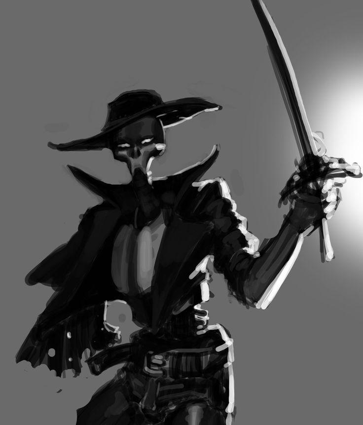 Skul swordman by joseph1100.deviantart.com on @DeviantArt